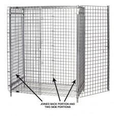 Security Enclosure Panels