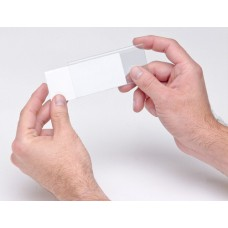 Clear Label Holder - M