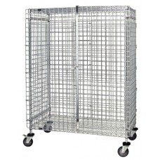 Stem Caster Security Cart
