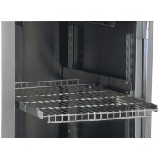 Closed Case Cart Fixed Shelves
