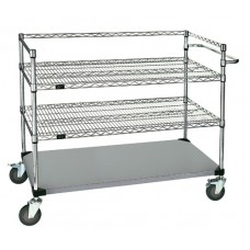 Open Surgical Case Carts