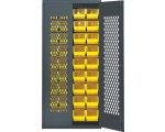 Wire Mesh Safe-View Cabinet