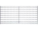 """WLP-1836C - 36"""" x 18"""" Wire Louvered Panel"""