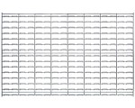"""WLP-3048C - 48"""" x 30"""" Wire Louvered Panel"""